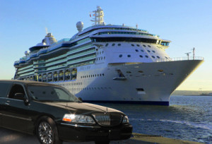 San Diego Discounted Cruise Port Party Bus limo bus charters shuttles transpotation