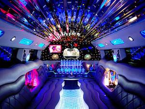 H2 HUMMER LIMO SERVICE San Diego RENTAL White suv limousine