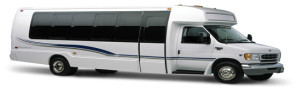 San Diego LIMO BUS 20 PASSENGER Rental  limo bus transportation