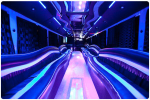 San Diego PARTY BUS 40 PASSENGER LIMO BUS RENTALS