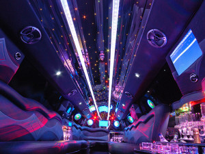 San Diego Party Bus Rental Services 45 passenger limo buses