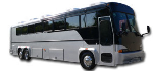 San Diego Party Bus Rental Services 45 passenger wedding wine brewery