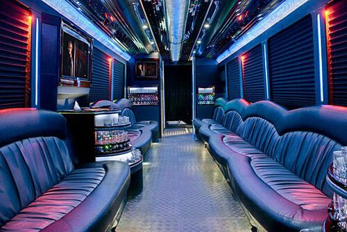 San Diego Party Buses Limo Buses