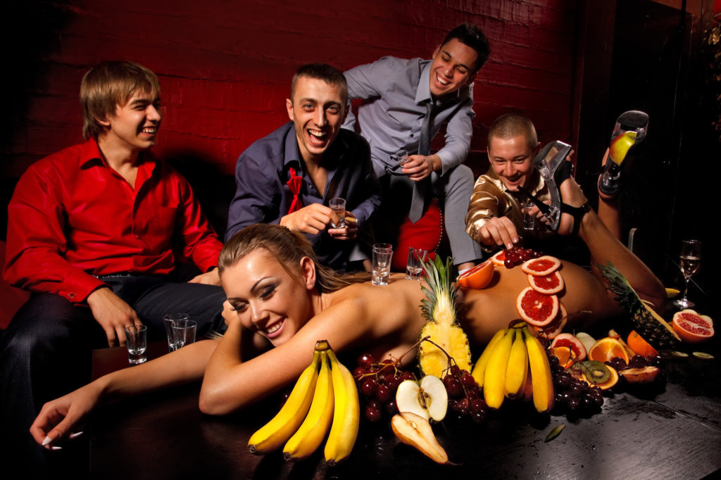 Bachelor Party Bus Rental Transportation Limo Bus Services