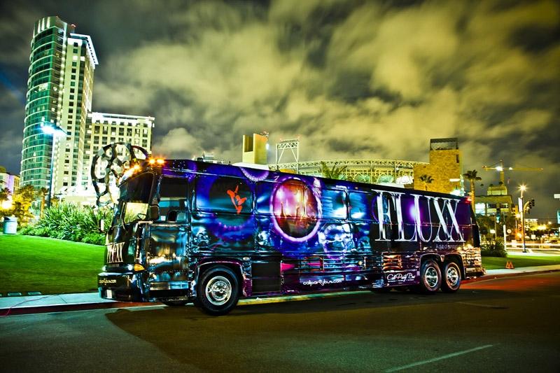 Bar Hopping Club Tour Discount Limousine Rates Party Bus Rental Services Transportation