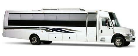 San Diego Party Bus Transportation Rental Services 15 passenger limousines shuttle charter tour