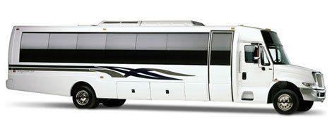 San Diego Party Bus Transportation Rental Services 15 passenger limousines shuttle charter tour