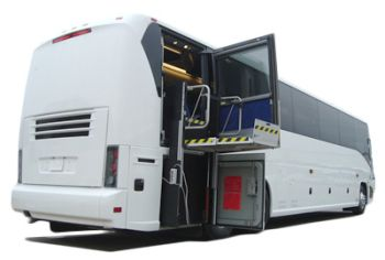 Handicap Shuttle Bus and Charter Bus Discounts