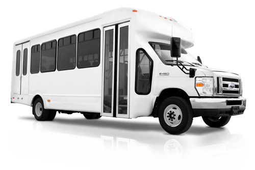 LAX airport bus transportation rental services
