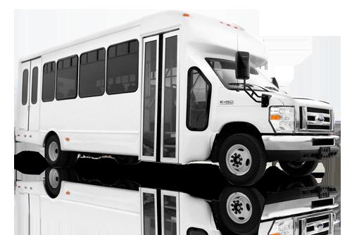 LAX airport bus transportation rental services