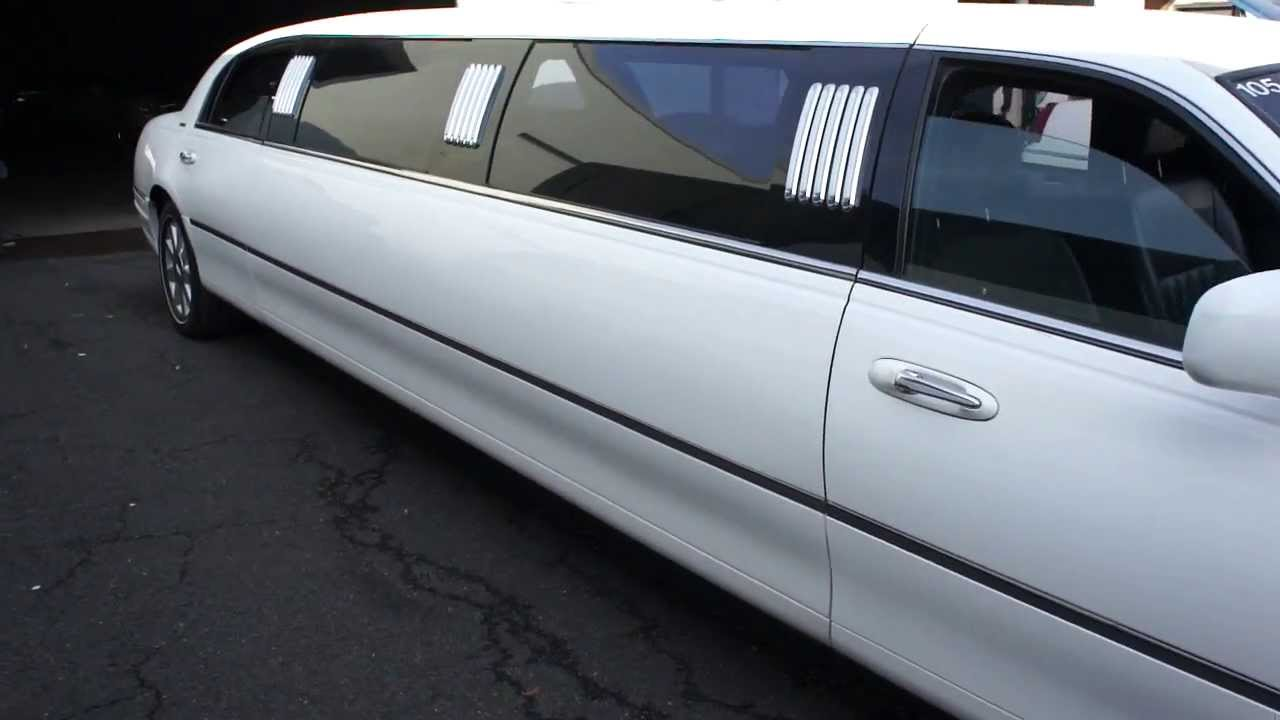 LINCOLN STRETCH LIMO RENTAL SERVICE San Diego