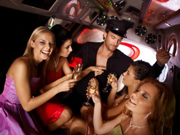 Ladies Club / Male Strip Club Transportation Services