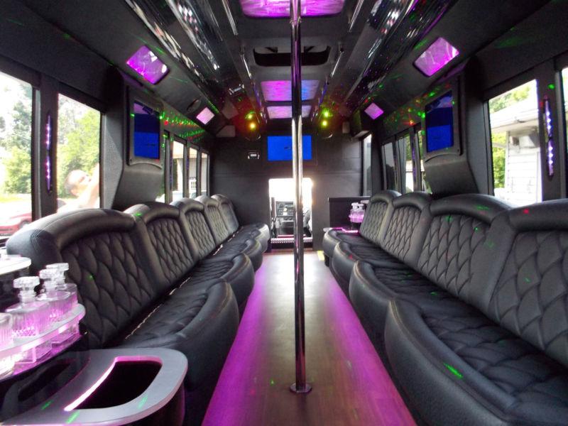 Las Vegas Party Bus Services
