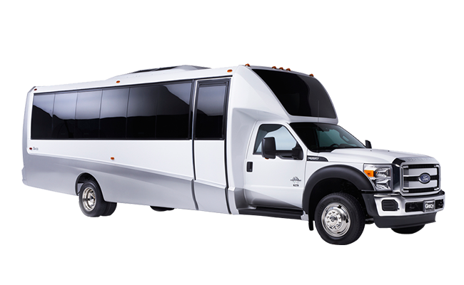Las Vegas Party Buses and Shuttle or Charter Bus