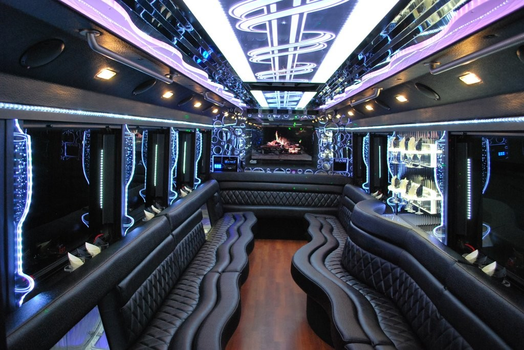 San Diego Cruise party bus Rental