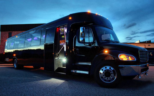 Carmel Mountain Party Bus Rental Services Company